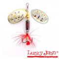 Блесна вращающаяся Lucky John BONNIE BLADE 01 03.5г 002 в блистере