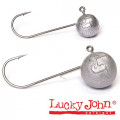 Джиг-головка Lucky John MJ ROUND HEAD 01.5г кр.006