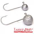 Джиг-головка Lucky John MJ ROUND HEAD 02.0г кр.002