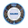 Грузила Salmo ДРОБИНКА PL 6 секций стандартные 100г набор