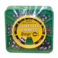 Грузила Sensas OLIVETTE PM оливка маленькие набор