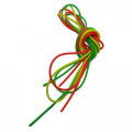 Кембрики силиконовые цветные 020 набор