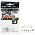 Крючки Cobra Pro FEEDER сер.F405 разм.006 10шт.