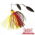Спиннербейт Lucky John SPINNER BAIT PAINTED BLADE 14.0г 06