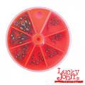Вертлюги Lucky John 42шт. набор
