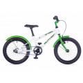 Детский велосипед Author Orbit White/Green (2016)