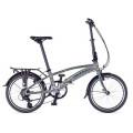 Городской велосипед Author Simplex Silver/Blue (2016)