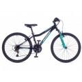Подростковый велосипед Author A-Matrix Black/Turquoise (2016)
