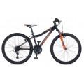 Подростковый велосипед Author A-Matrix Черный/оранжевый (2017)
