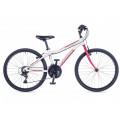 Подростковый велосипед Author Ultima MTB White/Red (2016)
