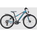 Подростковый велосипед Cube Kid 240 Allroad grey?n?blue (2017)