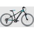 Подростковый велосипед Cube Kid 240 black?n?blue (2017)