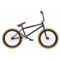 Велосипед BMX Wethepeople CRYSIS FREECOASTER Black (2016)