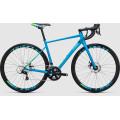Велосипед дорожный Cube Axial Wls Pro Disc Reefblue?n?green (2017)