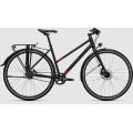 Велосипед дорожный Cube Travel Sl Black?n?red (2017)