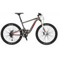 Велосипед двухподвес  GT HELION COMP Matte Grey (2015)