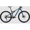 Велосипед двухподвес Cube AMS 100 С 68 Race Blue carbon (2017)