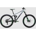 Велосипед двухподвес Cube Fritzz 180 Hpa Race 27.5 Black?n?grey (2017)
