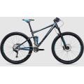 Велосипед двухподвес Cube STEREO 120 HPA RACE  iridium?n?blue (2017)