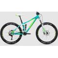 Велосипед двухподвес Cube Sting Wls 140 Race 27.5 Mint?n?green (2017)