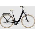 Велосипед городской Cube Elly Cruise  Black?n?white (2017)
