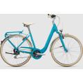 Велосипед городской Cube Elly Ride Blue?n?aqua (2017)