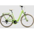 Велосипед городской Cube ELLY Ride Green?n?white (2017)