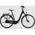 Велосипед городской Cube Town Pro Comfort Black (2017)