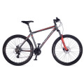 Велосипед MTB Author Impulse Grey/Orange (2016)