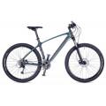 Велосипед MTB Author Modus Grey/Turquoise (2016)