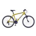 Велосипед MTB Author Outset Yellow (2016)
