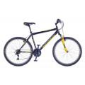 Велосипед MTB Author Trophy Black/Yellow (2016)