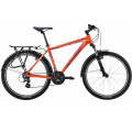 Велосипед MTB Centurion Backfire 20.26 EQ (Matt Orange/Deep blue) (2016)