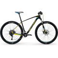 Велосипед MTB Centurion Backfire Carbon 1000.29 Matt Carbon (Lime/Lite Blue) (2017)