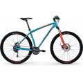 Велосипед MTB Centurion Backfire PRO 100.29 Petrol Blue/Fire Red (2017)
