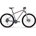 Велосипед MTB Centurion Backfire PRO 200.27 Grey (Dark Grey/Fire Red) (2017)