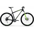 Велосипед MTB Centurion Backfire PRO 200.27 Matt Black (Green/White) (2017)