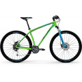 Велосипед MTB Centurion Backfire PRO 200.29 Green/Blue (2017)