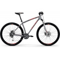 Велосипед MTB Centurion Backfire PRO 200.29 Grey (Dark Grey/Fire Red) (2017)