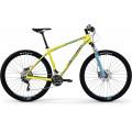 Велосипед MTB Centurion Backfire PRO 400.27 Lime/Light Blue (2017)