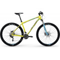 Велосипед MTB Centurion Backfire PRO 400.29 Lime/Light Blue (2017)