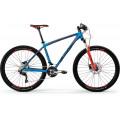 Велосипед MTB Centurion Backfire PRO 600.27 Electric Blue(Red/Black) (2016)