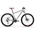 Велосипед MTB Centurion Backfire PRO 600.27 Grey (Light Blue/Fire Red) (2017)