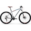 Велосипед MTB Centurion Backfire PRO 600.29 Grey (Light Blue/Fire Red) (2017)