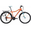 Велосипед MTB Centurion Eve 20.26 EQ (Orange/blue/silver) (2016)