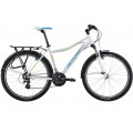 Велосипед MTB Centurion Eve 20.26 EQ (White/white/blue) (2016)