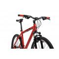 Велосипед MTB Cronus Coupe 0.5 26 Красный/Черный (2017)