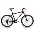 Велосипед MTB Cronus Coupe 0.5 26 Темно-серый/Белый/Красный (2017)