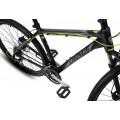 Велосипед MTB Cronus Coupe 3.0 27.5 Черный/Желтый/Серый (2017)