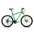 Велосипед MTB Cronus Coupe 3.0 27.5 Зеленый/Желтый (2017)